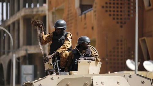 Several soldiers killed in Burkina Faso attacks