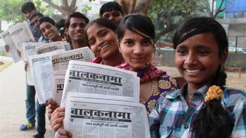 India's slum kid reporters tell stories of street life