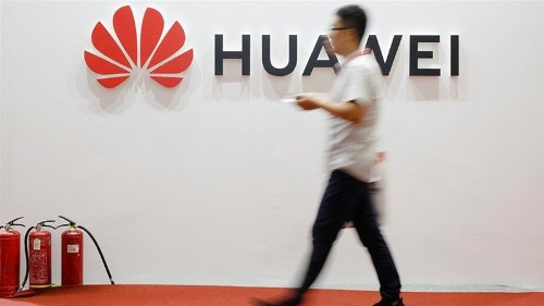 Trump: 'I don't want to do business with Huawei'
