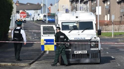 Journalist Lyra McKee shot dead during Northern Ireland riot