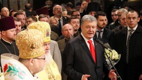 Can Petro Poroshenko win Ukraine's presidential race?