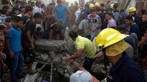 Dozens dead in series of Iraq attacks