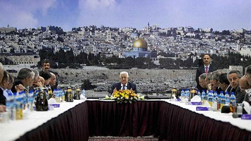 Talks in limbo after Palestinian UN move