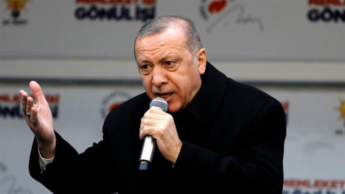 Erdogan says New Zealand mosque attacks suspect targeted Turkey
