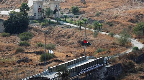 Jordan reclaims border lands as Israel ties under strain