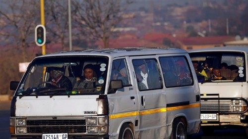 11 killed in attack on taxi drivers in South Africa: police