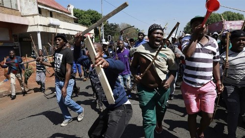 Failed decolonisation of South African cities fuels violence
