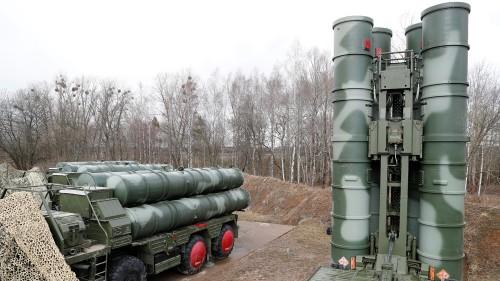 Turkey defiant as US threatens Ankara over Russian S-400 missiles