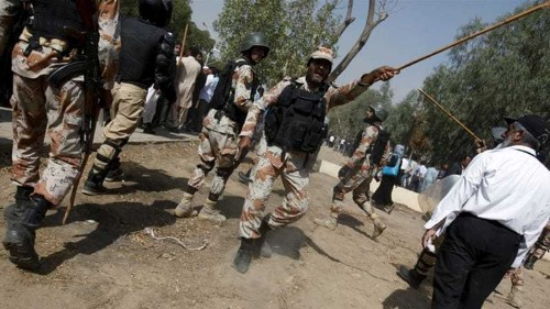 Pakistan airline workers' protest turns deadly