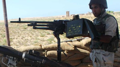 ISIL gunmen kill Egyptian general in Sinai