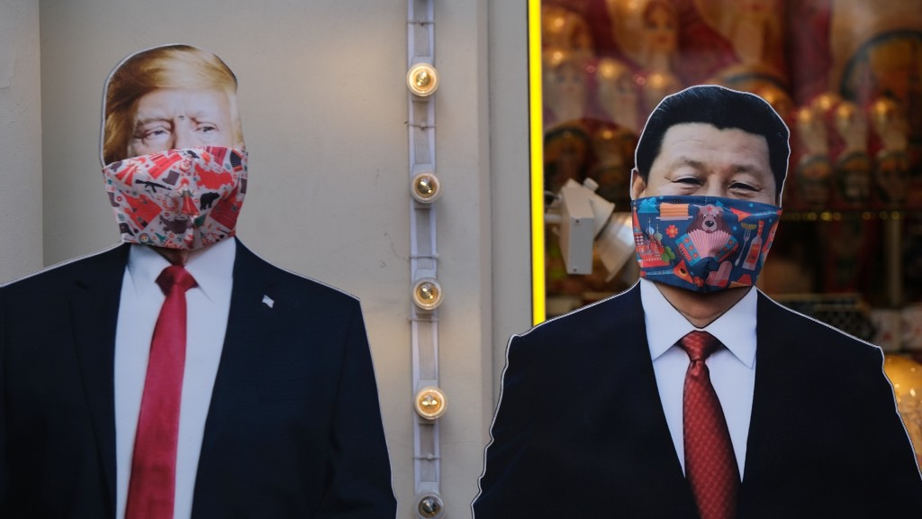 Are China and the US headed for a new Cold War?