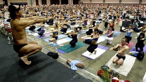 Hot yoga founder loses legal fight to copyright poses
