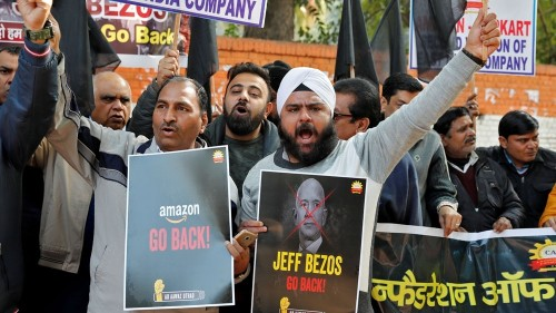 Modi's party slams Washington Post's 'biased' India coverage