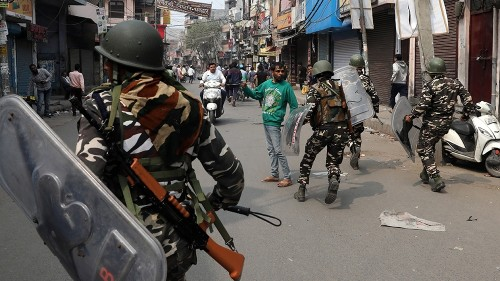 At least 25 killed in India violence: Latest updates