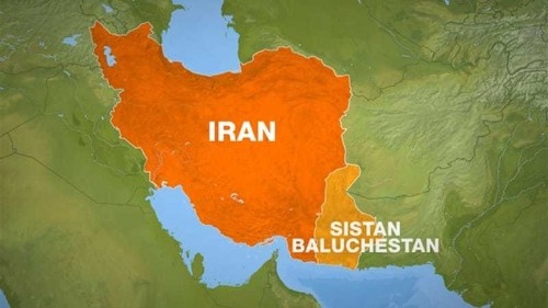 Iran says border guards freed in Pakistan