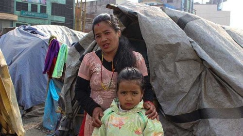 Nepal: After winter, a ray of hope for quake survivors