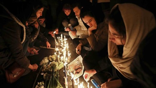 Could diplomacy come after tragedy in Iran?