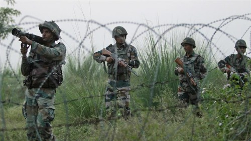 Pakistan says three civilians killed by Indian firing in Kashmir