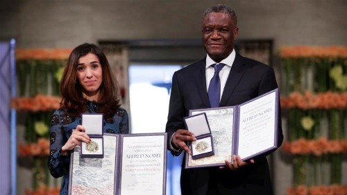 World's indifference to sexual violence must end: Nobel laureates