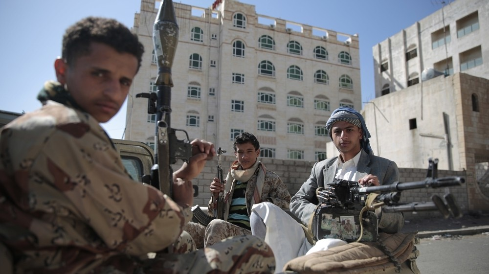 Yemen's Houthi rebels agree to give UN access to abandoned tanker