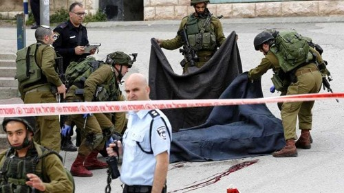 West Bank shooting: 'Israel does whatever it wants'
