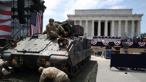 US to deploy troops to Saudi Arabia as Gulf tensions soar