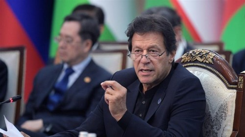 Pakistan's Khan to meet Trump with Afghan peace on agenda