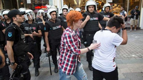 Turkey bans Istanbul gay pride due to 'security fears'