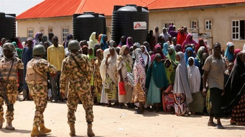 HRW: Boko Haram refugees in Nigeria raped by officials