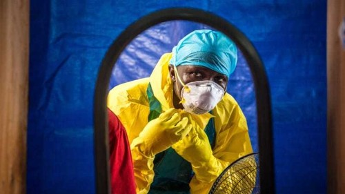 Ghana says locals used as 'guinea pigs' in Ebola trial