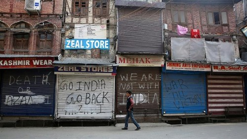 Indian-administered Kashmir broken up: All you need to know