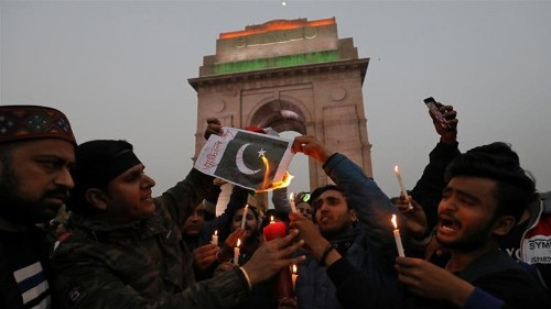 India demands Pakistan take 'credible action' over Kashmir attack
