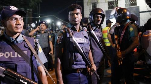 Bangladesh hangs opposition figures for war crimes