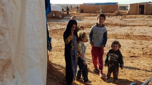 Syria's war: Who is responsible for the dying children of Rukban?