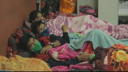 COVID-19: Thousands of foreign workers stranded in Chile