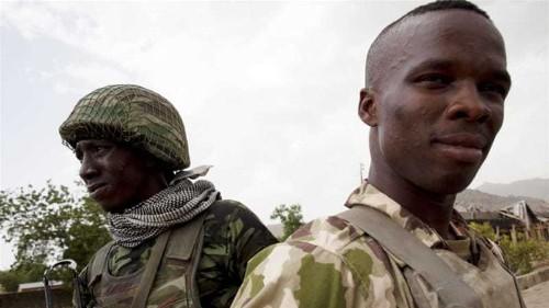 Nigeria says troops invade last Boko Haram stronghold