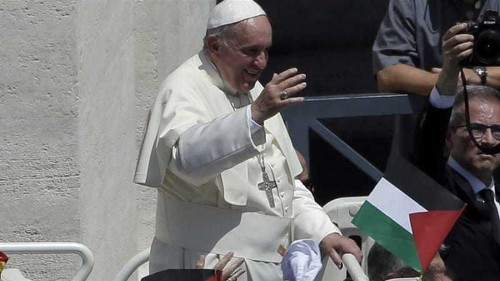 Vatican under fire from Israel over deal with Palestine