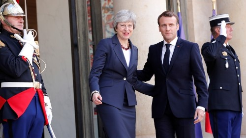 Issue of Europe runs like 'fault line through Conservative Party'