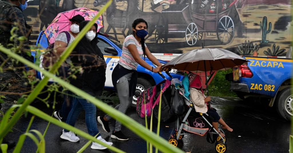 South & Central America Turmoil - cover