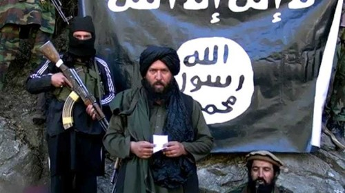 Afghan ISIL-affiliate's leader 'killed' in US strike