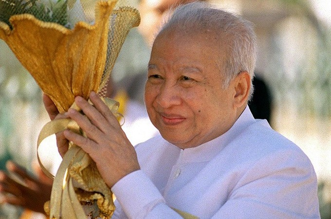 Former Cambodian king passes away
