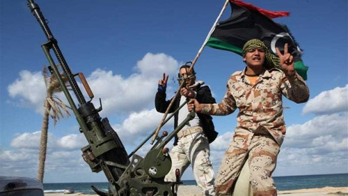 Libya on edge as oil tensions rise