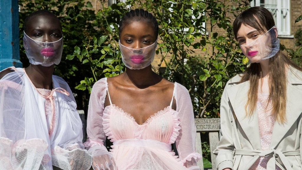 The Best Hair and Makeup Moments From London Fashion Week