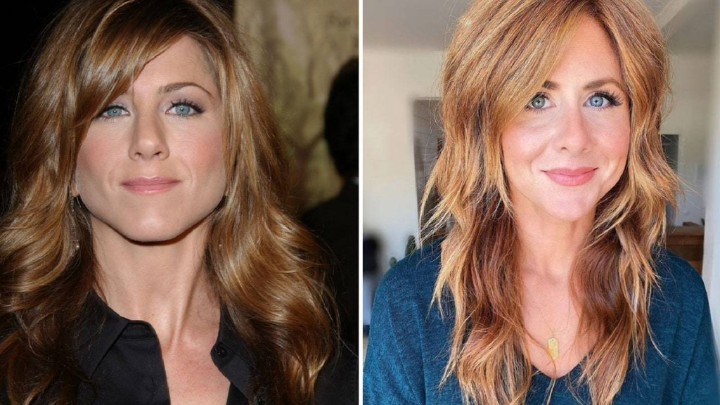 People Are in Awe of How Much This Hairstylist's Client Looks Like Jennifer Aniston