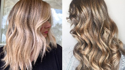 "Why Colorists Are Obsessed With the ""Tweed"" Balayage Technique This Fall"