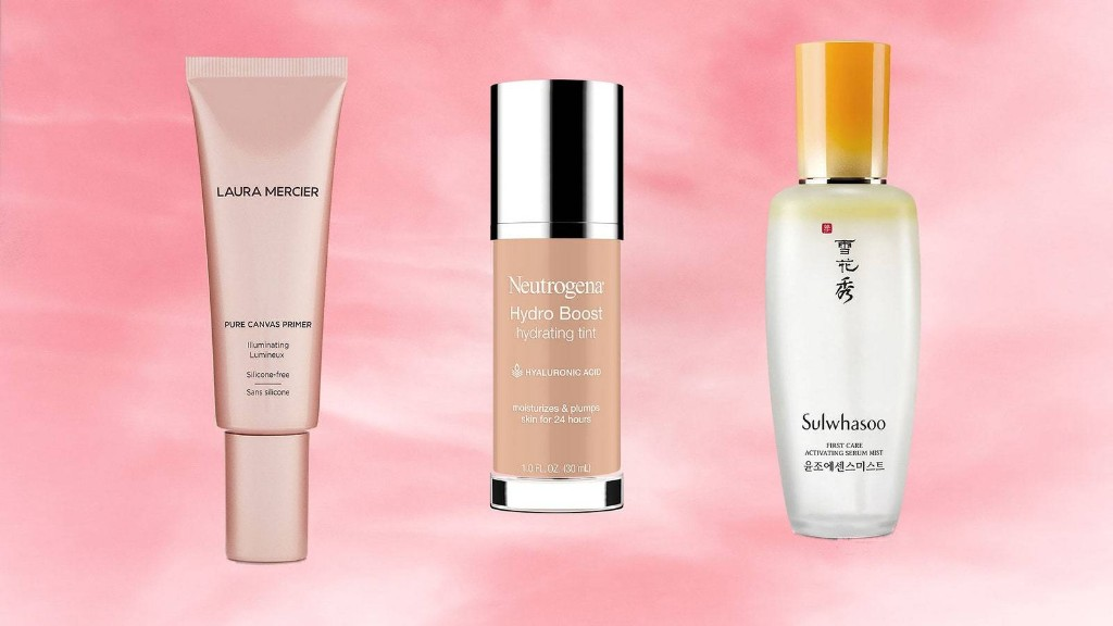 The 9 Foolproof Products I Use to Achieve a Flawless Base