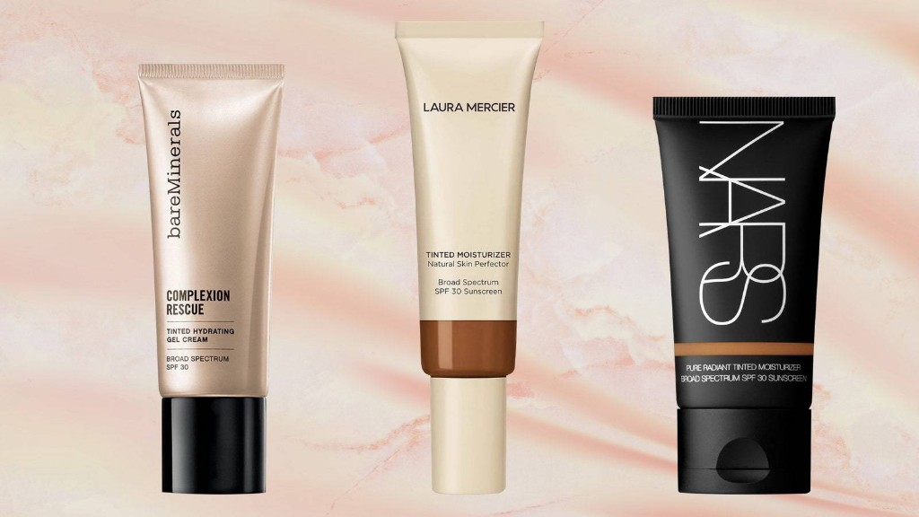 The 17 Most Hydrating Tinted Moisturizers