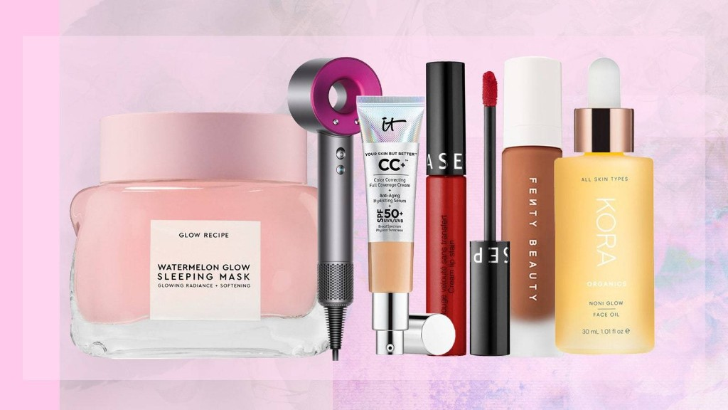 Sephora's Best-Selling Beauty Products of 2017