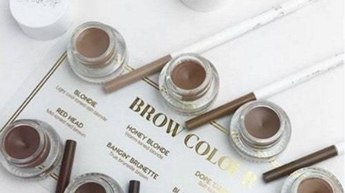 Here's How Colourpop's New $5 Brow Pencils Compare to Anastasia Brow Wiz
