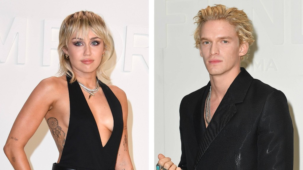 Miley Cyrus Shaved Cody Simpson's Head During Isolation